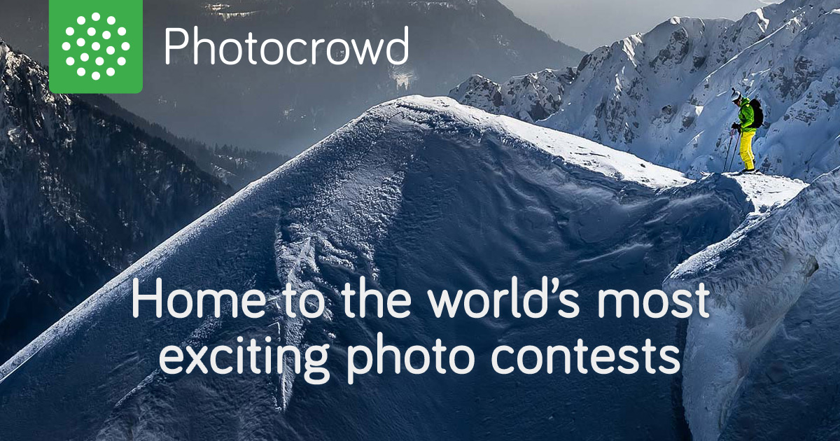 A world of great photo contests and awards, in one place. Be seen, be connected, be inspired.