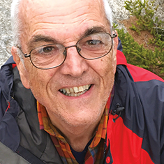 Professor Paul Hill, MBE