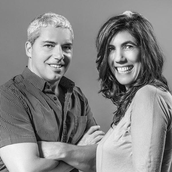 Sandra Barclay & Jean Pierre Crousse