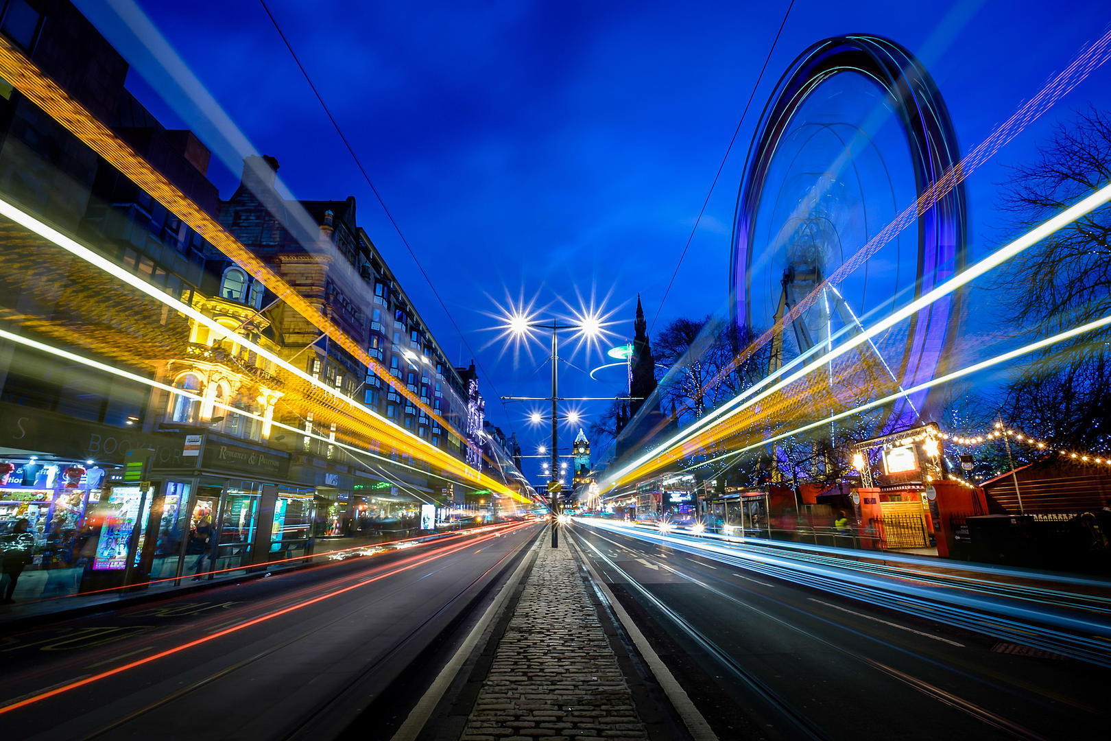 How to Shoot Light Trails | Photocrowd Photography Blog
