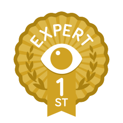 Expert judged winners